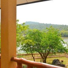 Отель Kodigahawewa Forest Resort 3* Стандартный номер с различными типами кроватей фото 7