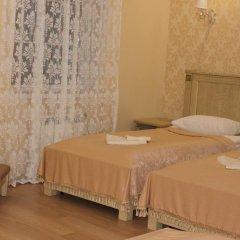Гостиница Акрополис Номер Комфорт разные типы кроватей фото 5