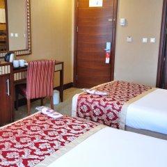 Nova Plaza Crystal 4* Стандартный номер с двуспальной кроватью фото 8