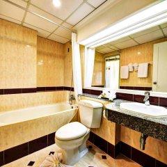 Jomtien Garden Hotel & Resort 4* Номер Делюкс с различными типами кроватей фото 12