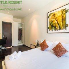 Отель The Title Phuket 4* Номер Делюкс с разными типами кроватей фото 17