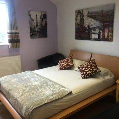 Отель Hendham House 2* Стандартный номер с двуспальной кроватью фото 16