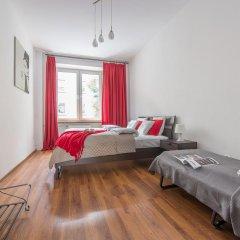 Отель P&O Plac Unii Lubelskiej Апартаменты с различными типами кроватей фото 4