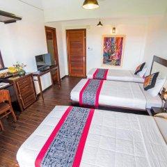 Отель Hoang Dao Villa 3* Номер Делюкс с различными типами кроватей фото 9