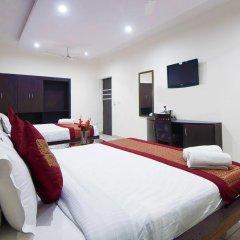 Hotel Apra International 3* Стандартный номер с различными типами кроватей фото 4