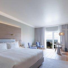 Отель Praia D'El Rey Marriott Golf & Beach Resort 5* Номер категории Премиум с различными типами кроватей фото 6