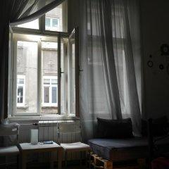 Time Hostel Кровать в общем номере с двухъярусной кроватью фото 18