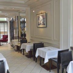 Отель Unic Renoir Saint Germain Париж питание фото 3