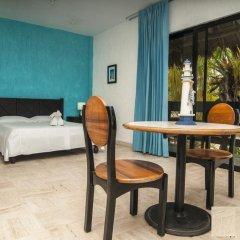 Отель Villas Tiburon by The Beach 3* Стандартный номер с различными типами кроватей фото 3