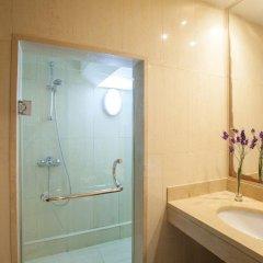 Отель Infinity Villa Кипр, Протарас - отзывы, цены и фото номеров - забронировать отель Infinity Villa онлайн ванная фото 2