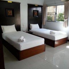 Отель C.A.P Mansion 3* Номер Делюкс с 2 отдельными кроватями фото 6