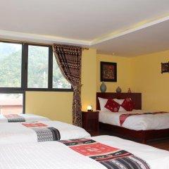 Fansipan View Hotel 3* Люкс с различными типами кроватей фото 2