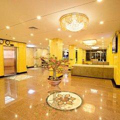 Отель Golden Rain 2 Нячанг интерьер отеля фото 2
