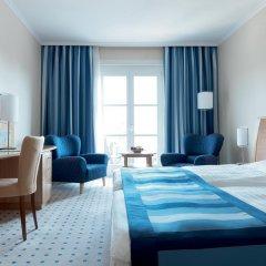 Отель A-ROSA Scharmützelsee 5* Улучшенный номер с различными типами кроватей фото 2