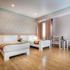 Saga Hotel 2* Номер категории Эконом с различными типами кроватей фото 4