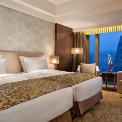Kempinski Hotel Chongqing 5* Номер Делюкс с различными типами кроватей фото 3