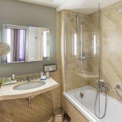 Отель NH Milano Touring 4* Стандартный номер разные типы кроватей фото 19