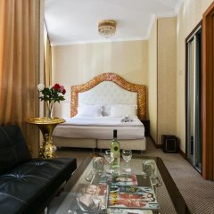 Мини-гостиница Вивьен 3* Люкс с различными типами кроватей фото 18