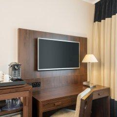 Hotel NH Düsseldorf City Nord 4* Улучшенный номер разные типы кроватей фото 5
