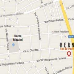 Отель Berny B&B Лечче городской автобус