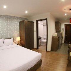 Апартаменты Song Hung Apartments Студия с различными типами кроватей фото 20