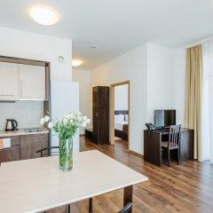 Апарт-отель Имеретинский —Прибрежный квартал Апартаменты с различными типами кроватей фото 3