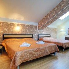 Гостиница Континент Анапа комната для гостей фото 2