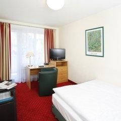 Hotel Biederstein am Englischen Garten 3* Стандартный номер с различными типами кроватей