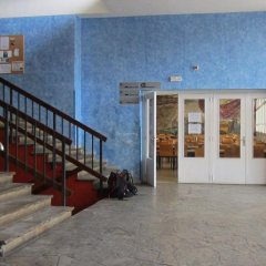 Отель Alberg Santa Maria del Mar фитнесс-зал