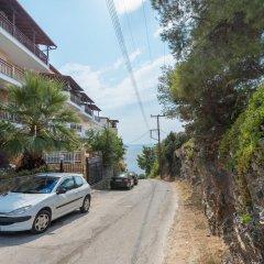 Отель Holiday Home Parthenonos 37 Ситония парковка