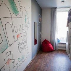 Хостел География Казань Кровать в общем номере двухъярусные кровати фото 23