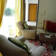 Отель VesuView Италия, Помпеи - отзывы, цены и фото номеров - забронировать отель VesuView онлайн комната для гостей фото 2