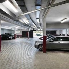 Отель Acta Madfor парковка