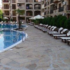 Отель Kalia Apartments Болгария, Солнечный берег - отзывы, цены и фото номеров - забронировать отель Kalia Apartments онлайн бассейн фото 3