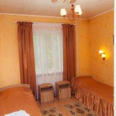 Гостиница Cottage Inn Стандартный номер с 2 отдельными кроватями (общая ванная комната) фото 3