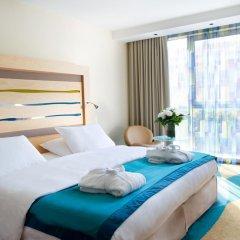 Radisson Blu Hotel, Nice 4* Стандартный номер с различными типами кроватей фото 8