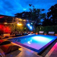Отель Villa Navin Beach Residence 3* Номер Делюкс с различными типами кроватей фото 35