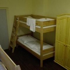 Alm Hostel Кровать в общем номере с двухъярусной кроватью фото 2