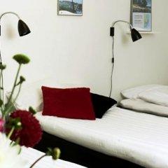 STF Gärdet Hotel & Hostel Стандартный номер с различными типами кроватей фото 3