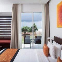 Отель Citrus Waskaduwa 4* Улучшенный номер с различными типами кроватей фото 2