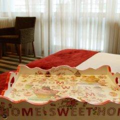 Отель Balkan Garni 3* Стандартный номер с двуспальной кроватью фото 10
