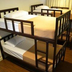 Отель Baan Paan Sook - Unitato 2* Кровать в общем номере с двухъярусной кроватью фото 3