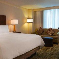 Отель Washington Marriott at Metro Center 3* Стандартный номер с различными типами кроватей фото 4