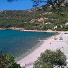 Отель Estian Deluxe пляж