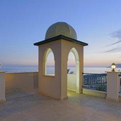 Отель Alaaddin Beach Аланья помещение для мероприятий