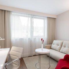 Отель NH Collection Frankfurt City 4* Люкс с различными типами кроватей фото 3