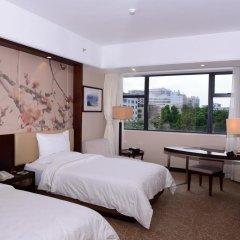 Guangdong Yingbin Hotel 4* Стандартный номер с 2 отдельными кроватями фото 2