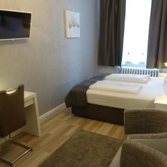 Hotel Villa Konstanz 3* Стандартный номер фото 9