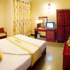 Victory Hotel Hue 3* Номер Делюкс с различными типами кроватей фото 4