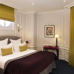 Отель Bourgogne Et Montana 4* Стандартный номер фото 7